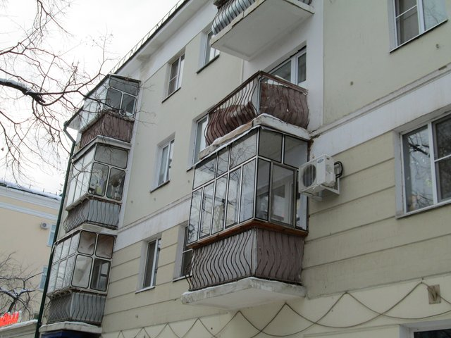 Саранские балконы