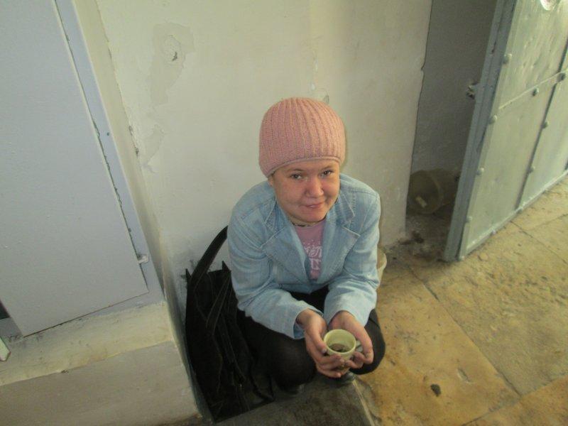 Нижегордская попрошайка