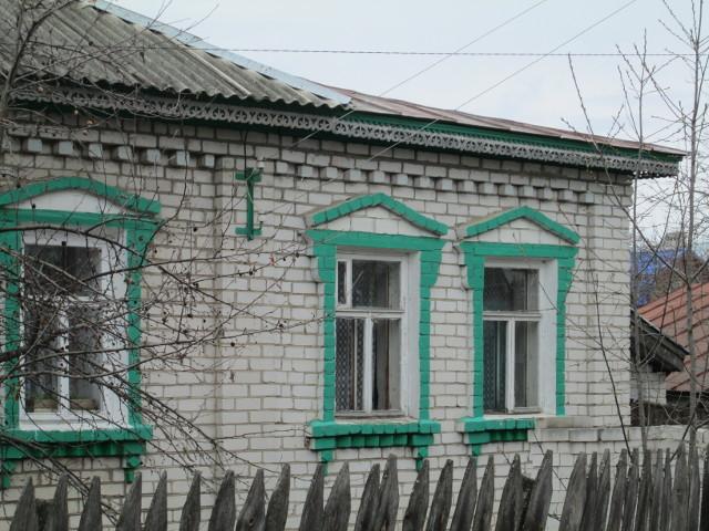 Новый Лукиниский дом