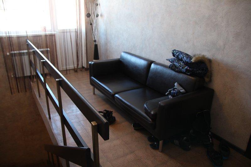 Общее пространство на втором этаже