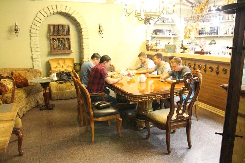 Команда и Вологоградские коллеги