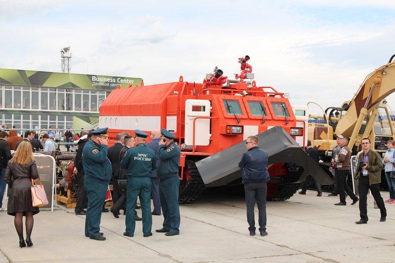 Специальная пожарная техника