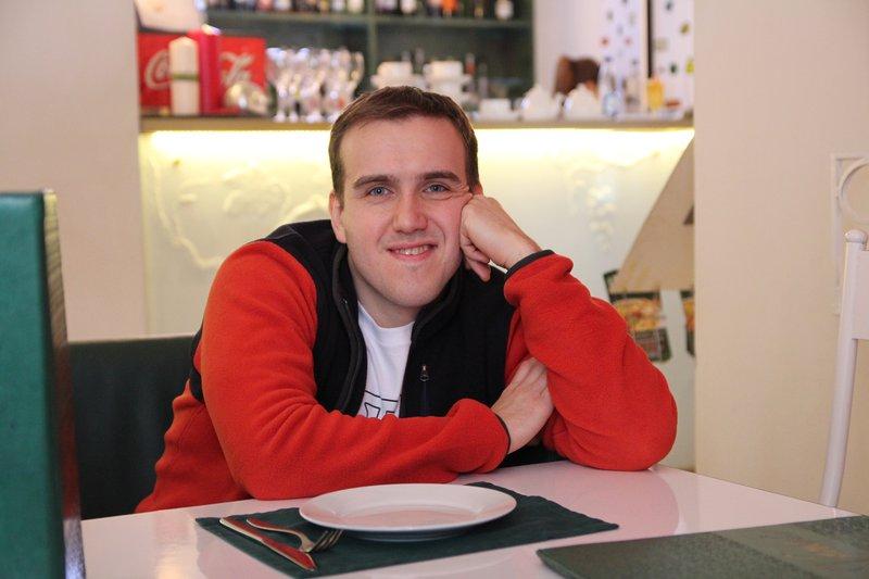 Илья Tarily из Москвы