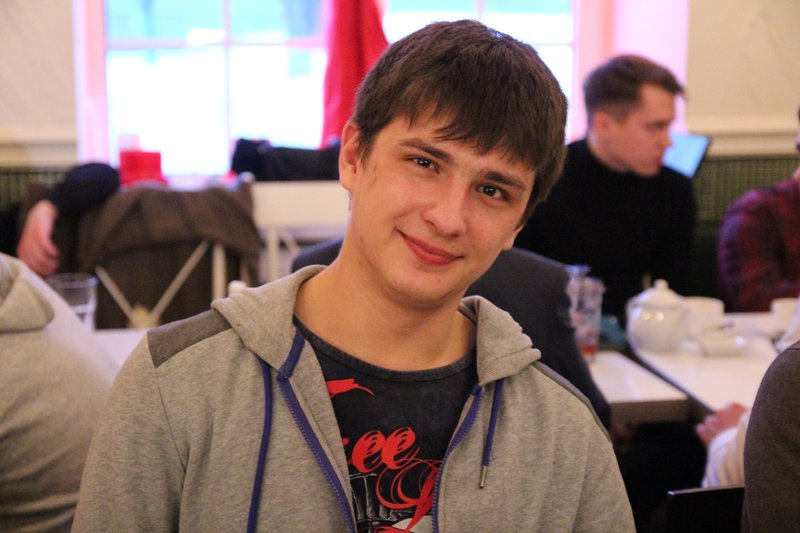 Дима Devul, наш коллега из Сызрани