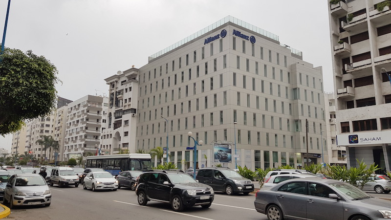 Офис Allianz