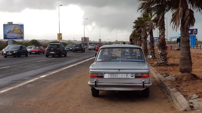 В Касабланке бывает очень клево