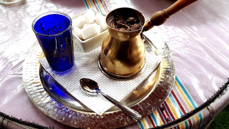 Кофе с национальным колоритом