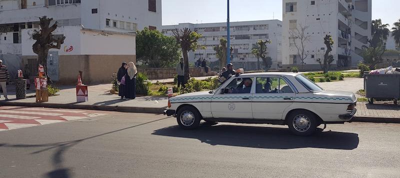 Предыдущая версия Гранд Такси