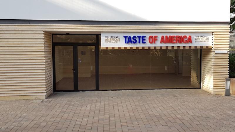 Вкус Америки