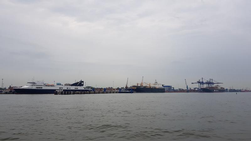 Клайпеда - портовый город