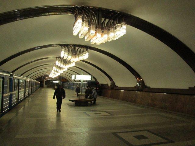 Экскурсия по метро в Самаре