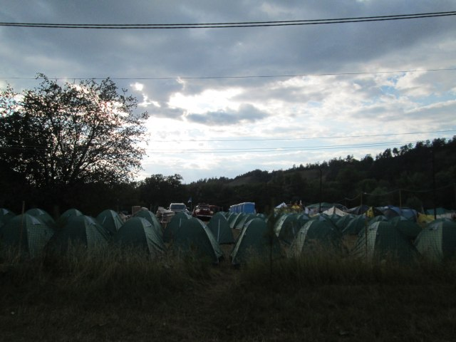 инфернальный лагерь