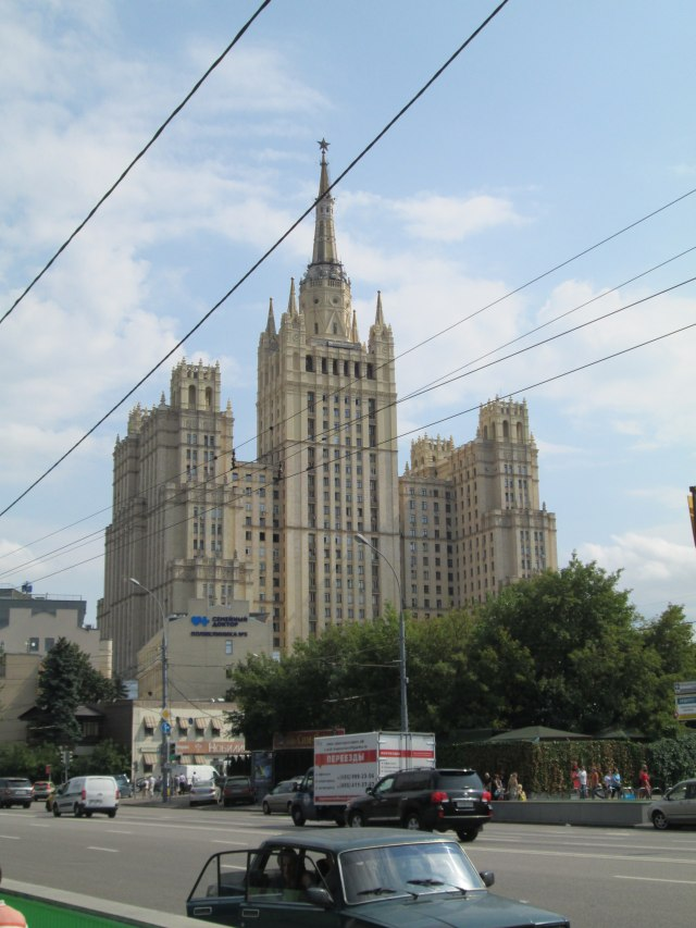 Архитектура столицы
