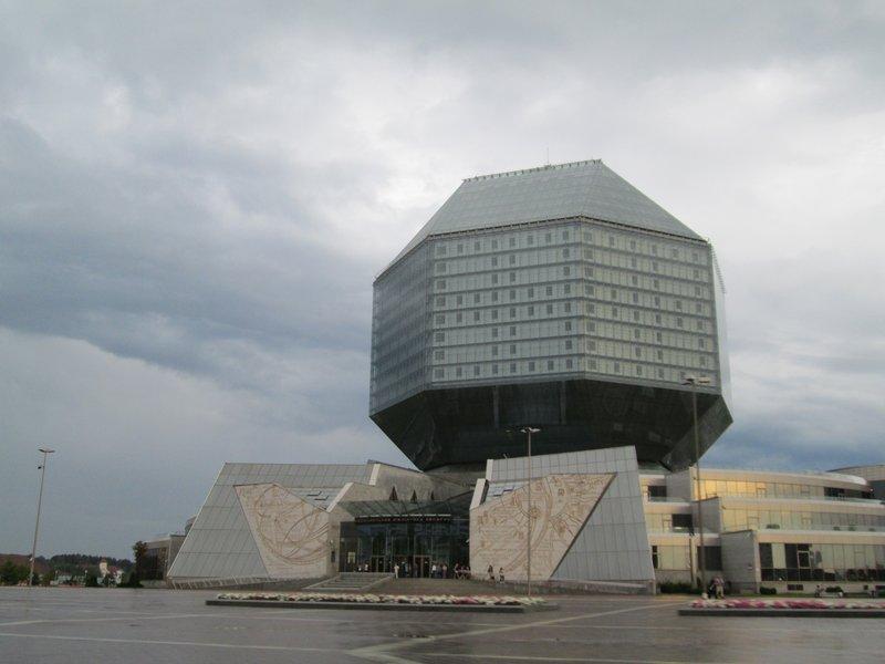 Центральная библиотека республики