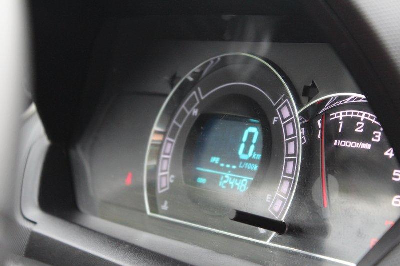 суммарно наш автомобиль на момент старта проехал уже 12 тысяч километров