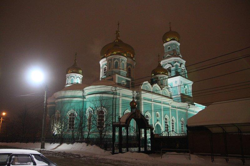 Очень красивые церкви, очень