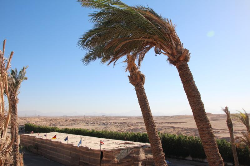 По сути, Египет выглядит вот так