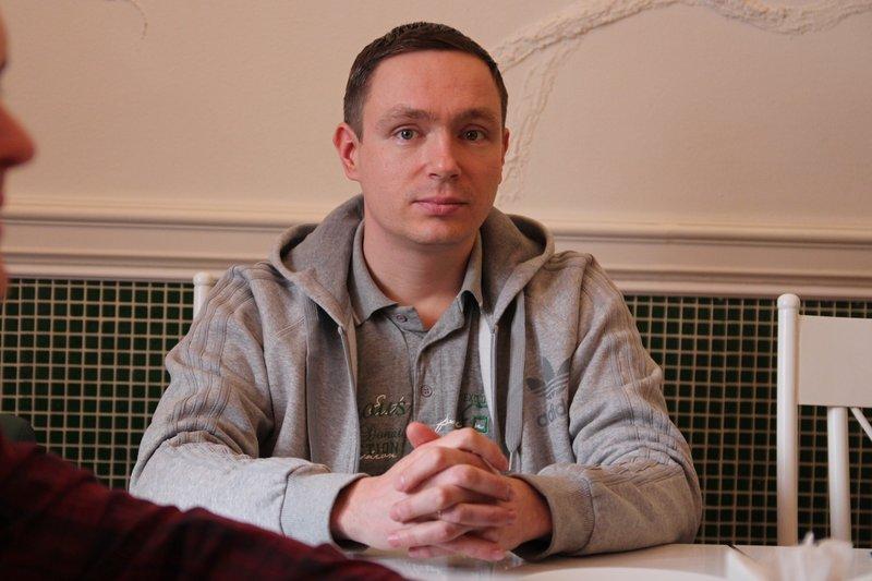 Антон из Краснодара