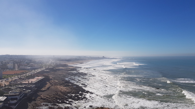 Океан, конечно, прекрасен