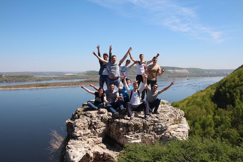Одно из лучших мест для фото в Самарской области